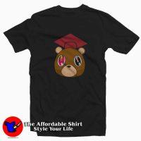 Cute Graduation Bear Kanye West T-shirt
