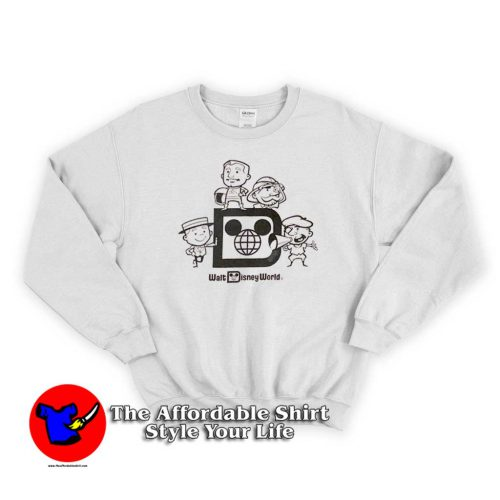 Funny Disneyland Resort Astronaut Explorer Sweater 500x500 Disneyland Resort Astronaut Explorer Sweatshirt Cheap