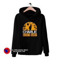 Funny Don't Surf Charlie America Hoodie