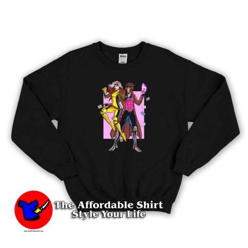 Funny X men Rogure New Mutants Unisex Sweater 500x500 Funny X men Rogure New Mutants Unisex Sweatshirt Cheap