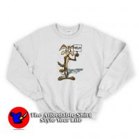 Help Wile E. Coyote and Road Runner Sweatshirt