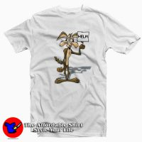Help Wile E. Coyote and Road Runner T-shirt