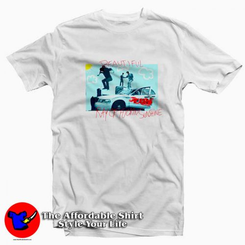 JACKBOYS Ray Of Fuckin Sunshine Travis Scott Tshirt 500x500 JACKBOYS Ray Of Fuckin Sunshine Travis Scott T shirt On Sale