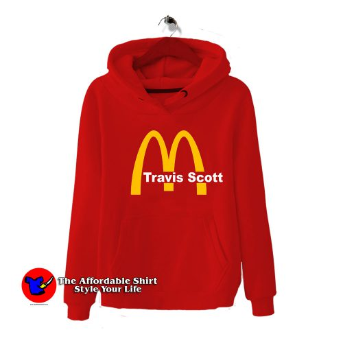 New Official Travis Scott x McDonalds Collab Hoodie 500x500 New Official Travis Scott x McDonalds Collab Hoodie On Sale