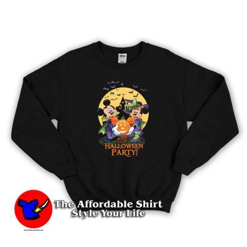 Party Halloween Disney Land Mickeys Sweater 500x500 Party Halloween Disney Land Mickey's Sweatshirt Cheap