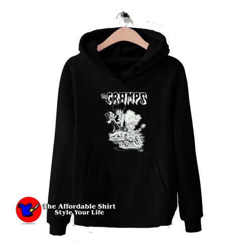 The Cramps Hot Rod Cartoon Vintage Hoodie 500x500 The Cramps Hot Rod Cartoon Vintage Hoodie On Sale