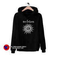 Vintage Alice in Chains Sun Logo Unisex Hoodie