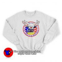 Vintage Animaniacs Pinky and The Brain Sweatshirt
