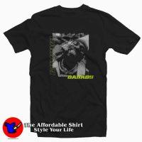 Vintage Dababy Hoody Rap Hip Hop T-shirt
