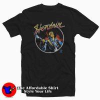 Vintage Hendrix The Legend Guitarist T-shirt