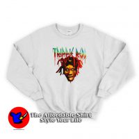 Vintage Limited Trippie Redd Graphic Sweatshirt