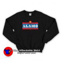 Vintage Logo Alamo Beer King of the Hill Sweatshirt