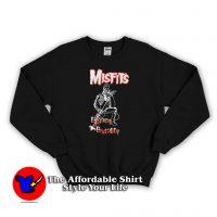Vintage Misfits Legacy of Brutality Unisex Sweatshirt