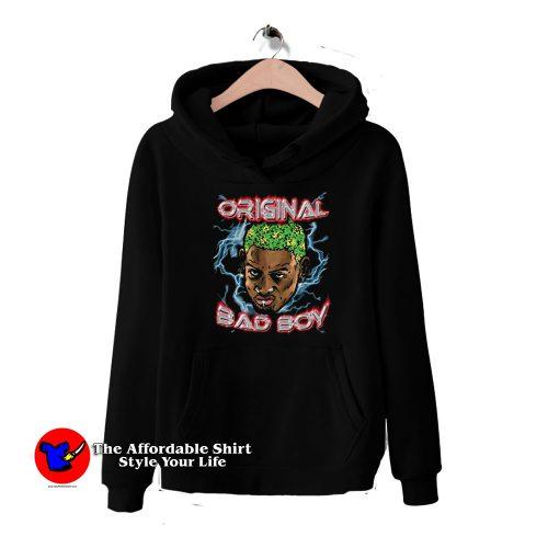 Vintage Original Bad Boy Dennis Rodman Hoodie 500x500 Vintage Original Bad Boy Dennis Rodman Hoodie On Sale