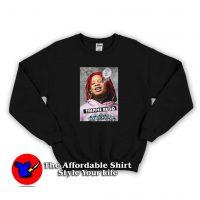 Vintage Trippie Redd Freestyle Smoke Sweatshirt