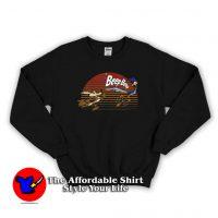 Wile E. Coyote & Road Runner Beep Sweatshirt