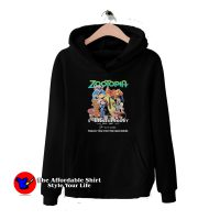 Zootopia Anniversary Thank For The Memories Hoodie